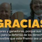 Premio Nacional de Derechos Humanos en Colombia